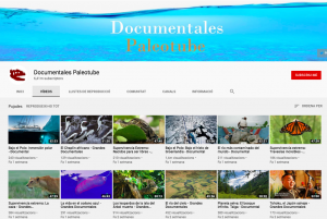Documentales Paleotube