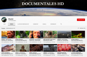 Documentales HD