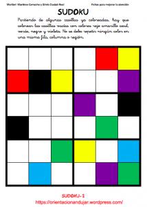 sudoku colors 6x6
